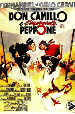 Don Camillo e l'on. Peppone (1955)