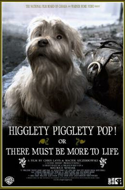 Higglety Pigglety Pop! or There Must Be More to Life