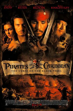 加勒比海盗 Pirates of the Caribbean: The Curse of the Black Pearl (2003)