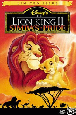 狮子王2:辛巴的荣耀 The Lion King II: Simba's Pride (1998)