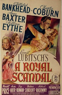 皇族丑闻 A Royal Scandal (1945)