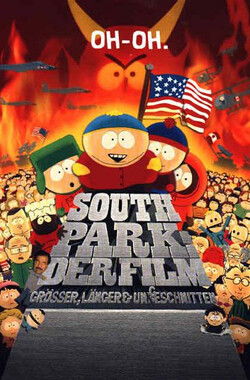 南方公园 South Park: Bigger Longer & Uncut (1999)
