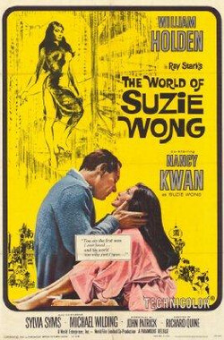 苏丝黄的世界 The World of Suzie Wong (1960)
