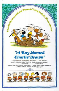 查理布朗男孩 A Boy Named Charlie Brown (1971)
