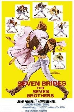 七对佳偶 Seven Brides for Seven Brothers (1955)