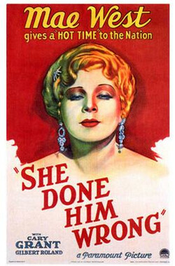 侬本多情 She Done Him Wrong (1933)