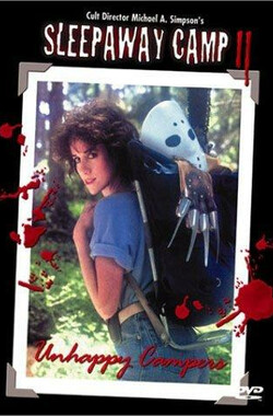 血腥死亡营2:恐怖野营地 Sleepaway Camp II: Unhappy Campers (1988)