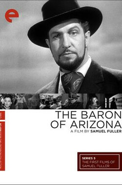 奸雄末路 The Baron of Arizona (1950)
