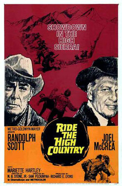 午后枪声 Ride the High Country (1962)