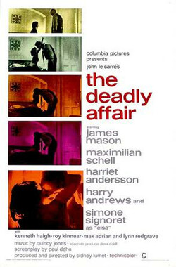 伦敦间谍战 The Deadly Affair (1966)