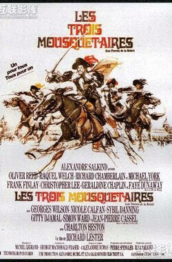 三个火枪手 The Three Musketeers (1973)