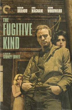 逃亡者 The Fugitive Kind (1960)