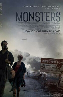 怪兽 Monsters (2010)