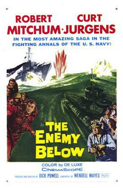 海底喋血战 The Enemy Below (1957)