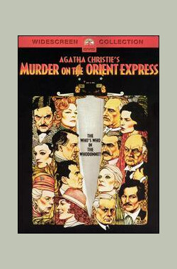 东方快车谋杀案 Murder on the Orient Express (1974)