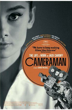 光影艳红菱 Cameraman: The Life and Work of Jack Cardiff (2010)