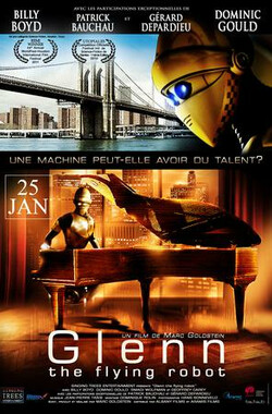 格伦 Glenn, The Flying Robot (2011)