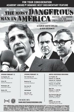 美国最危险的人 The Most Dangerous Man in America: Daniel Ellsberg and the Pentagon Papers (2009)