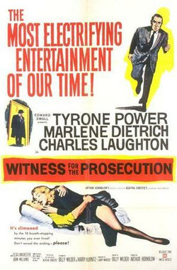 控方证人 Witness for the Prosecution (1957)