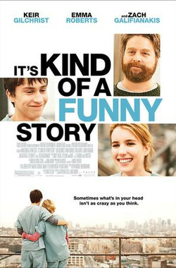 说来有点可笑 It's Kind of a Funny Story (2011)