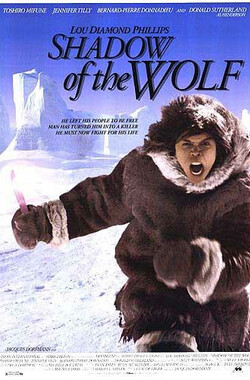 冰川猎奇 Shadow of the Wolf (1992)