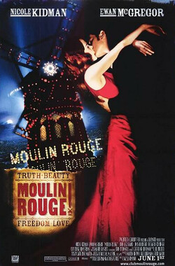 红磨坊 Moulin Rouge! (2001)