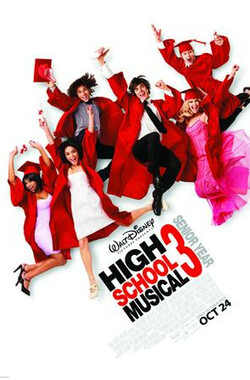 歌舞青春3:毕业季 High School Musical 3: Senior Year (2008)