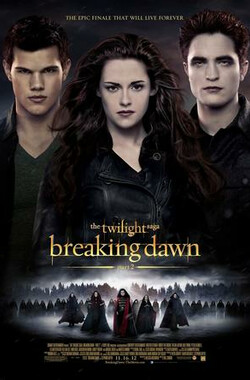 暮光之城4:破晓(下) The Twilight Saga: Breaking Dawn - Part 2 (2012)