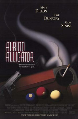 白色鳄鱼 Albino Alligator (1996)