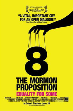 8号提案 8: The Mormon Proposition (2010)