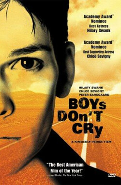 男孩别哭 Boys Don't Cry (1999)