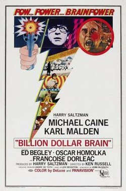 亿万头脑 Billion Dollar Brain (1967)
