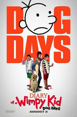小屁孩日记3 Diary of a Wimpy Kid: Dog Days (2012)
