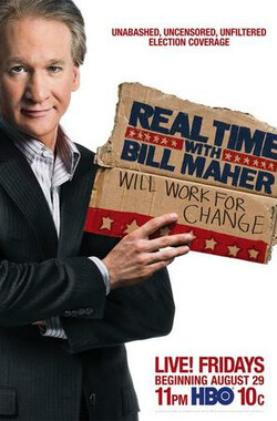 Real Time with Bill Maher Season 6 (2008)