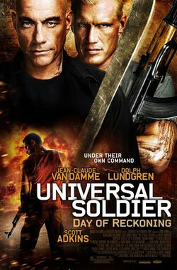 再造战士4:清算之日 Universal Soldier: Day of Reckoning (2012)