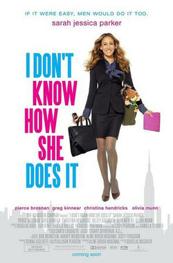 凯特的外遇日记 I Don't Know How She Does It (2011)
