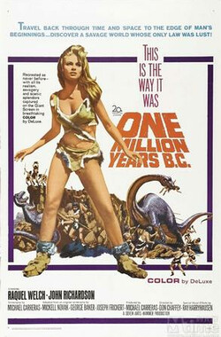 洪荒浩劫 One Million Years B.C (1966)