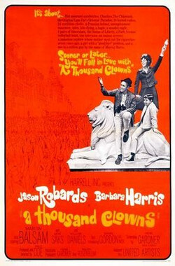 一千个小丑 A Thousand Clowns (1965)