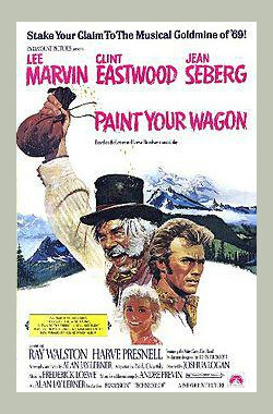 长征万宝山 Paint Your Wagon (1969)