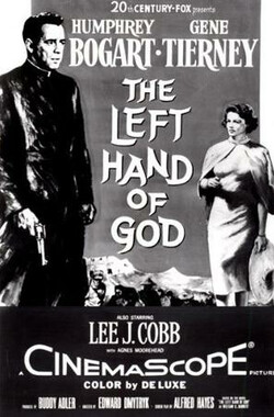 乱世情天 The Left Hand of God (1955)