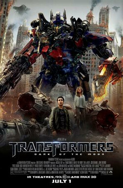变形金刚3 Transformers: Dark of the Moon (2011)
