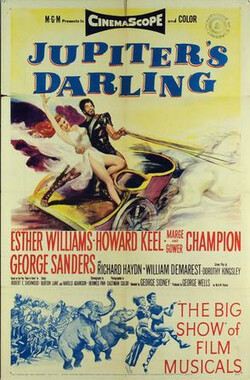 朱庇特的爱人 Jupiter's Darling (1955)