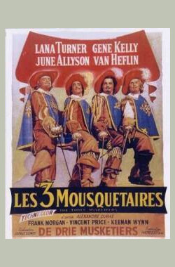 三剑客 The Three Musketeers (1948)