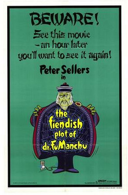 傅满洲的奸计 The Fiendish Plot of Dr. Fu Manchu (1980)