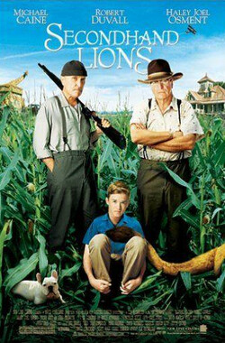 二手狮王 Secondhand Lions (2003)