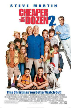 儿女一箩筐2 Cheaper by the Dozen 2 (2005)