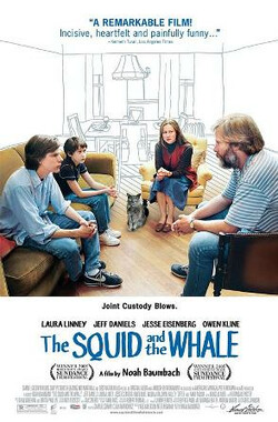鱿鱼和鲸 The Squid and the Whale (2005)