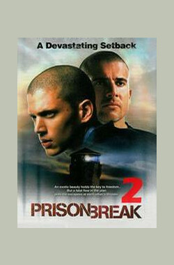 越狱 第二季 Prison Break Season 2 (2006)
