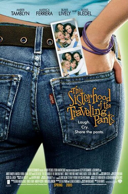 牛仔裤的夏天 The Sisterhood of the Traveling Pants (2005)