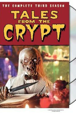 """Tales from the Crypt"" Yellow"